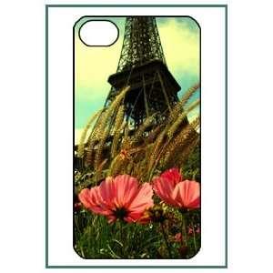 Effie Tower Paris iPhone 4 iPhone4 Black Designer Hard Case