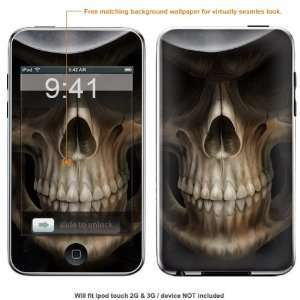 Skin Sticker for Ipod Touch 2G 3G Case cover ipodtch3G 53 Electronics