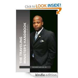 Itinerant Ministry: Ricardo Miller. Sr.:  Kindle Store
