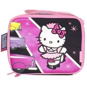 Hello Kitty Black Lunch Box