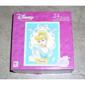 Disney Princess Cinderella 24 Piece Jigsaw Puzzle