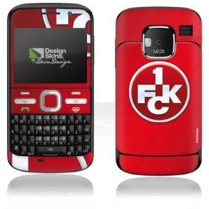 Design Skins for Nokia E 5   1. FCK Logo Design Folie
