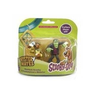 Scooby Doo Mystery Mates 2 Pack Sherlock Scooby and Frankensteins