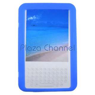 2pcs Silicone Skin Case Cover For  Kindle 3 WiFi