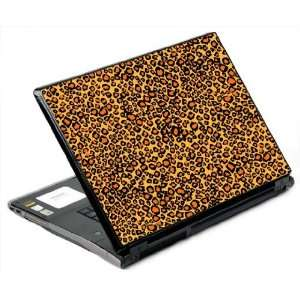 Leopard Skin Decorative Protector Skin Decal Sticker for 14 / 15 inch
