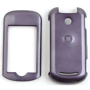 Motorola KRAVE ZN4 Honey Metalic Gray Hard Case/Cover