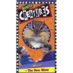 Kratts Creatures: When?/ The How Show: Chris Kratt, Martin Kratt
