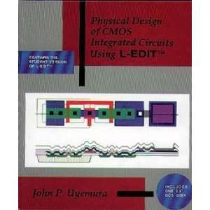 Circuits Using L Edit (9780534943264) John P. Uyemura Books