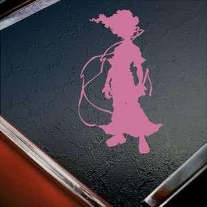 Afro Samurai Pink Decal Car Truck Bumper Window Pink Sticker