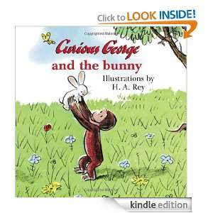 Curious George and the Bunny (Curious George Board Books): H. A. Rey