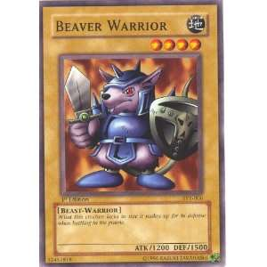 Yu Gi Oh Beaver Warrior   Yugi Evolution Deck Toys & Games