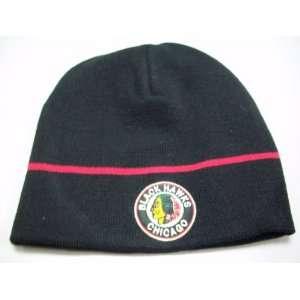 Chicago Blackhawks Winter Classsics Knit Hat Sports