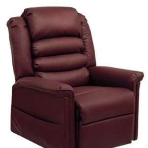 Catnapper Invincible Power Lift Recliner in Cocoa Furniture & Decor