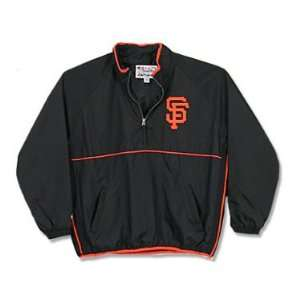 San Francisco Giants 2005 MLB Elevation Gamer 1/4 Zip