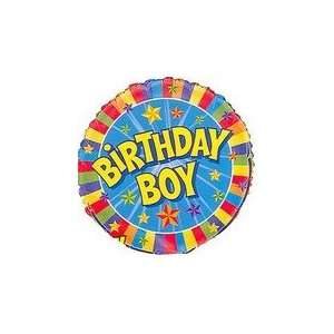 Boy Mylar Foil Balloon   Mylar Balloon Foil