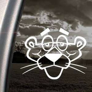 Pink Panther Decal Car Truck Bumper Window Sticker