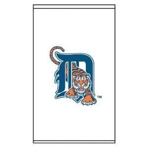 Solar Shades MLB Detroit tigers Secondary Logo   White
