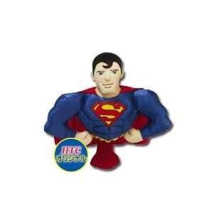 Superman 460 cc Golf Driver Headcover [JAPAN]