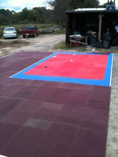 sport court flooring Multi Sport Tennis / basketball modular tile