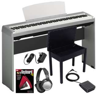 Kraft Music Our Yamaha P95S HOME ESSENTIALS BUNDLE is a great way