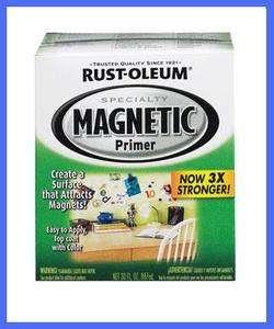 OLEUM Specialty Magnetic Primer Paint Interior 3x Stronger 1Qt 247596