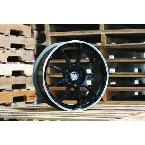 RSM9 (Piano Black) Wheels/Rims 5x112 (472 875 4450BK) Automotive