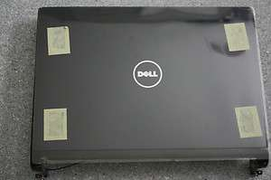 Dell Inspiron 1318 LCD COVER W/ HINGES PN# Y178D NEW OEM