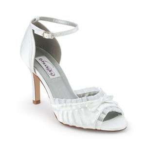 FRILLY by Dyeables Bridal Evening Prom Shoes