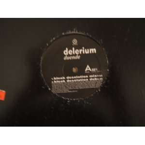 Duende   4 Mixes Us 12 Delerium: Music