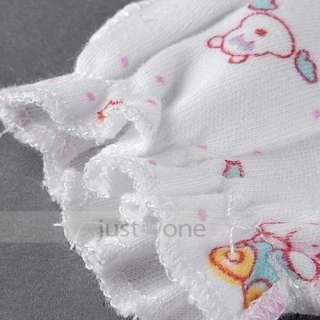 Infant Baby Kids boy Girls Anti scratch Handguard Mitten Gloves