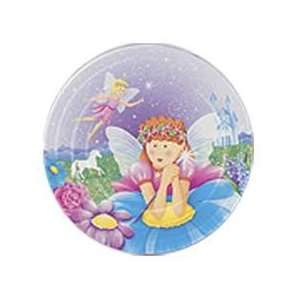 Fairy Princess Birthday Party Plates   Fairy Princess