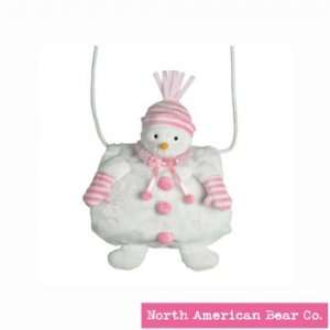 Go Faux Snowgirl Muff by North American Bear Co. (3093) Toys & Games