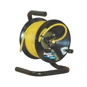 Rapid Reel AR164 CD1 Hand Carry Air Hose Reel for 3/8 Inch