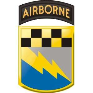 United States Army 525th Military Intelligence Brigade Airborne Patch