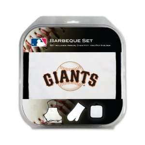 San Francisco Giants Tailgate Set