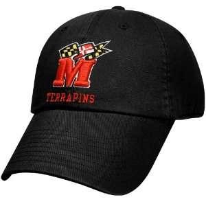 Nike Maryland Terrapins Black 3D Campus Hat Sports