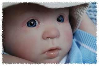 NEW RELEASE Reborn MILO ooak doll lifelike art ARTIST Baby BOY Rebecca