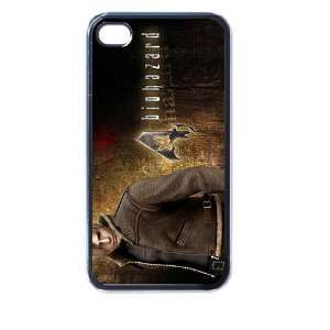 biohazard resident evil v1 iphone case for iphone 4 and 4s
