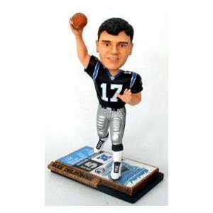 Jake Delhomme Ticket Base Forever Collectibles Bobblehead