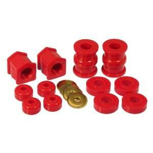 1106 Red 13/16 Bar B Body Front Sway Bushing Kit Automotive