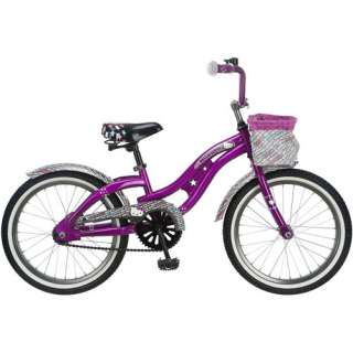 Hello Kitty Bicycle Bike 18 Beach Cruiser w/ basket Girls VHTF BNIB