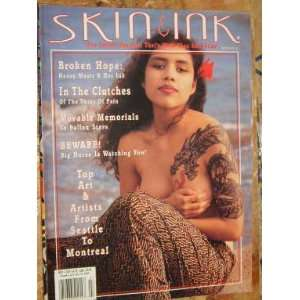 Skin & Ink Magazine Seattle Tattoos (July, 1995): staff