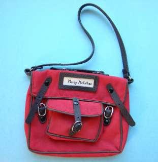 American Girl Molly Red School Book Bag Pleasant C1995