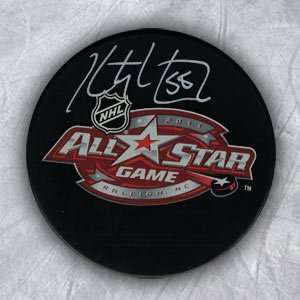 LETANG 2011 NHL All Star Game SIGNED Hockey Puck Sports Collectibles