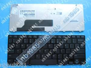 New Dell Inspiron M101Z Black US keyboard MP 10B53US 698 97NVJ