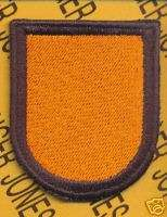 82 Pathfinder Infantry Airborne beret flash patch