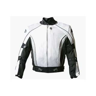 Joe Rocket Phoenix 5.0 Jacket White