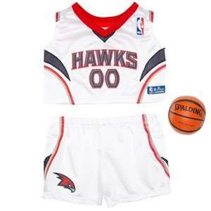 Build A Bear Workshop Atlanta Hawks Uniform 3 pc. Toys & Games