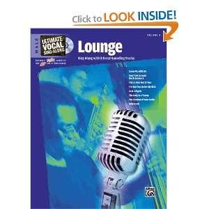 Ultimate Sing Along Male Voice Lounge Male (Book & Karaoke