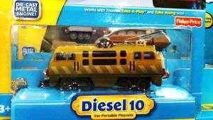 Thomas & Friends Take Along DIESEL 10 TAKE N PLAY NEW